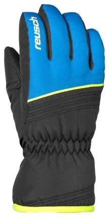 Перчатки Reusch Alan Junior синие, размер 5