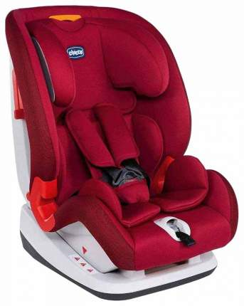 Автокресло Chicco Youniverse, red passion