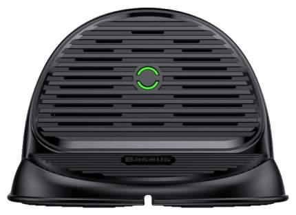 Беспроводное зарядное устройство Baseus Horizontal Desktop Black (WXHSG-01)