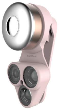 Комплект объективов для смартфона ShiftCam RevolCam 3-in-1 Pink