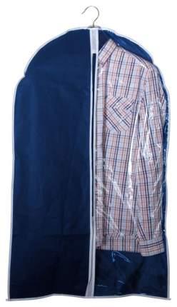Чехол для одежды Рыжий кот Нетканка 312105 синий