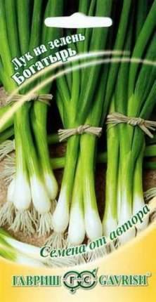 Семена Лук на зелень Богатырь, 0,5 г, Гавриш