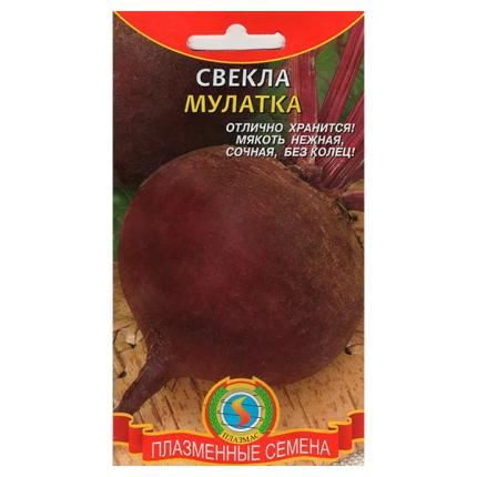 Семена Свекла Мулатка, 2 г, Плазмас
