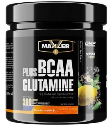 Maxler EU BCAA + Glutamine Чай с лимоном 300 г
