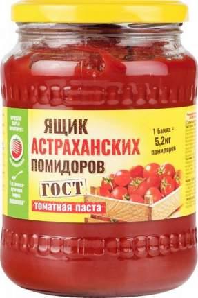 Томатная паста Ящик астраханских помидоров 740 г