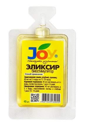 Фитогормон для иммунитета, корнеобразования, цветения Joy Монодоза Эликсир 221797 40 мл
