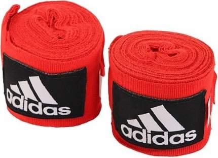 Боксерские бинты Adidas AIBA New Rules 3,5 м красные