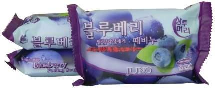 Косметическое мыло Juno С экстрактом черники 150 г