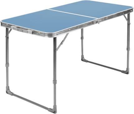 Туристический стол Nika ССТ-3 серый/голубой