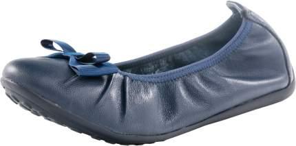 Туфли Котофей 632218-21 для девочек синий р.36