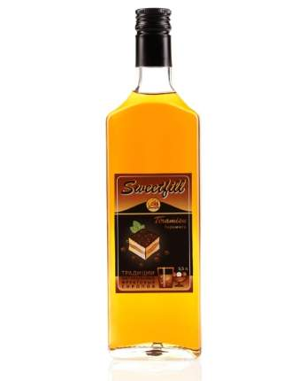 Сироп Sweetfill тирамису стекло 500 мл