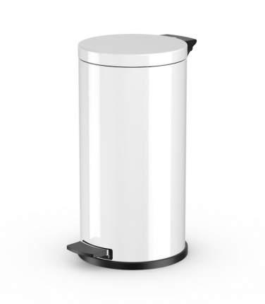 Мусорный контейнер Hailo ProfiLine Solid L 18 л., Белый., арт. 0522-090