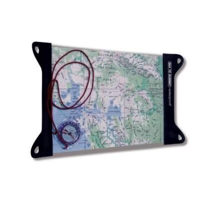Гермочехол Sea to Summit Guide Tpu Map Case черный 43,18 x 33,2 см