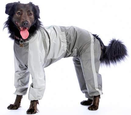 Комбинезон для собак ТУЗИК Далматин женский, в ассортименте, длина спины 61 см