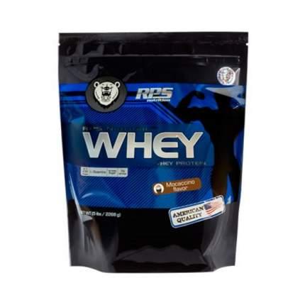 Протеин RPS Nutrition Whey Protein 2268 г Mocaccino