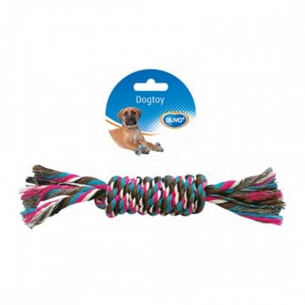 Игрушка для собак Duvo+ Веревочная игрушка с усиленным центром и длинными хвостами