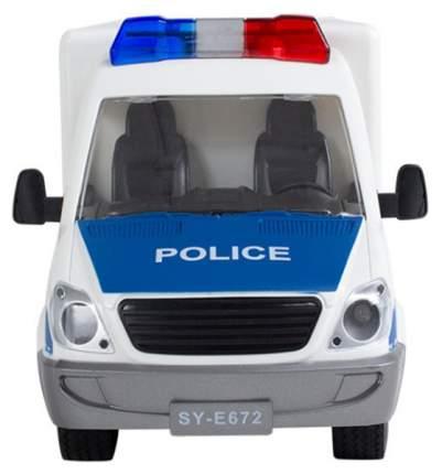 Радиоуправляемая машинка Double Eagle полицейский фургон 2.4G