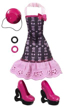 Аксессуары Monster High Одежда и туфли для куклы Дракулаура Y0398