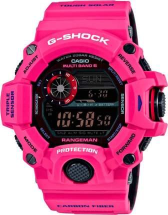 Японские наручные часы Casio G-Shock GW-9400SRJ-4E с хронографом