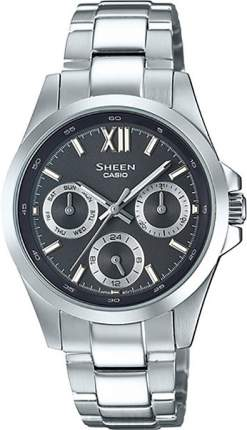 Наручные часы кварцевые женские Casio Sheen SHE-3512D-1A
