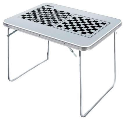 Туристический стол Nika ССТ-5И серый/металлик