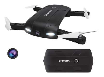Радиоуправляемый квадрокоптер От винта! Compact Drone 870352