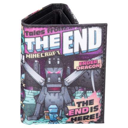 Кошелек Minecraft Tales from the End тройного сложения