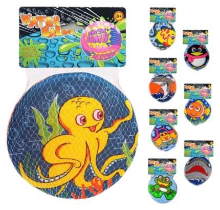 Летающая тарелка для игры в воде Shantou Gepai 100918467 14 см в ассортименте