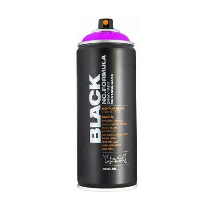 Аэрозольная краска Montana Black Infra violet 400 мл
