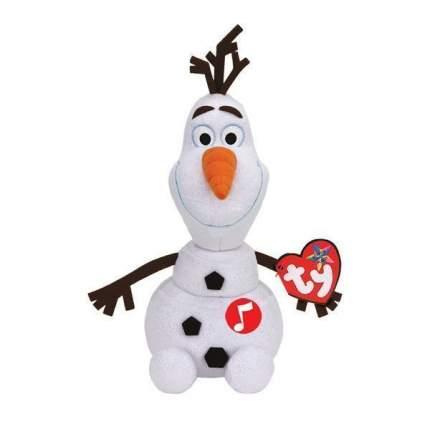 Мягкая игрушка Beanie Babie toys снеговик Олаф