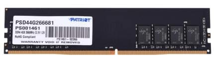 Оперативная память PATRIOT PSD44G266681