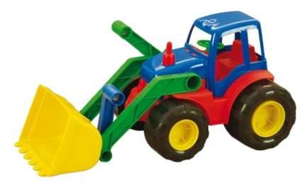 Строительная техника ZebraToys Трактор с ковшом 15-5224-20