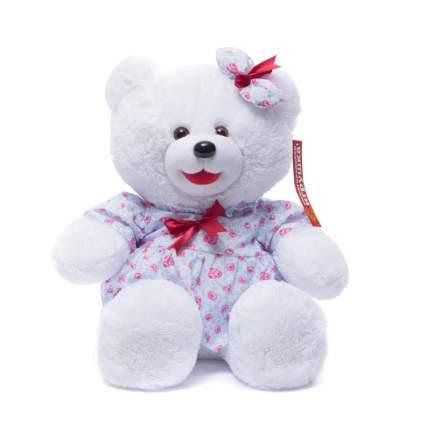 Мягкая игрушка Медведь в платье сидит 55 см Нижегородская игрушка См-380-5сд