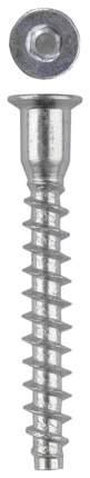 Винт-конфирмат Зубр 4-308050-64-050 6,4ммх50мм, 2500шт