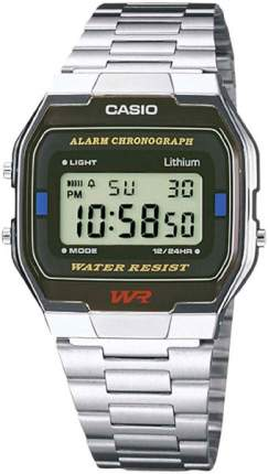 Наручные часы электронные мужские Casio Collection A-163WA-1