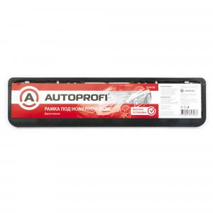 Рамка для номера Autoprofi RAM BK