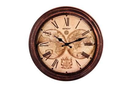 Настенные кварцевые часы ENGY