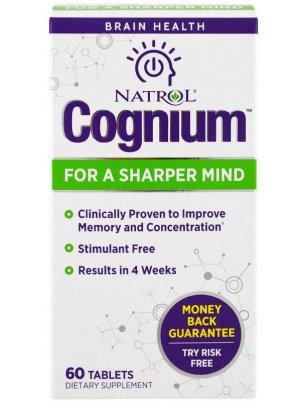 Natrol Cognium 60 tabs   (60 таб.)