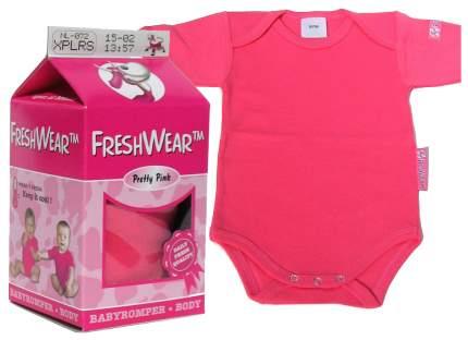Боди Xplorys FreshWear розовый 50/56
