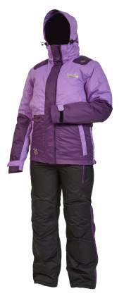 Костюм для рыбалки женский Norfin Women Kvinna, фиолетовый, XS INT, 164-172 см