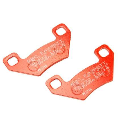 Тормозные колодки квадроцикла, передние/задние Arctic Cat H1/H2/TRV/Cruiser/MudPro