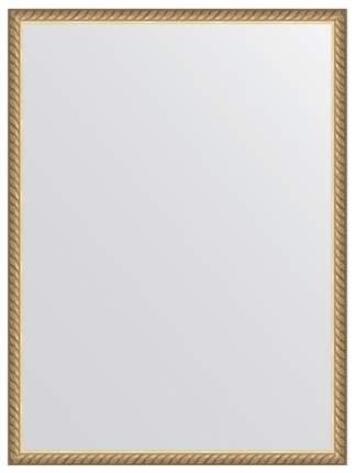Зеркало в раме EVOFORM витая латунь
