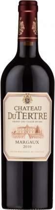 Вино Chateau du Tertre Margaux AOC Grand Cru 2010
