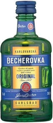 Ликер Becherovka  50 мл