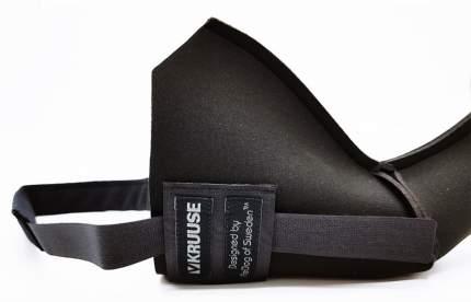Протектор для собак Kruuse Rehab Knee Protector на левое колено, черный, XS