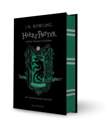 Harry Potter And The Prisoner Of Azkaban, Slytherin Edition