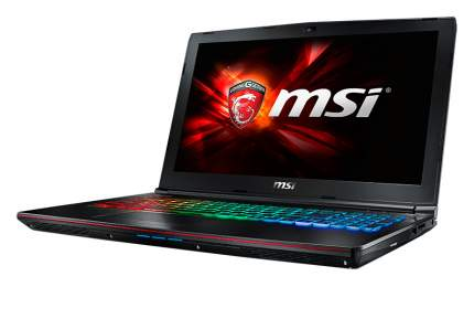 Ноутбук игровой MSI GE62 6QE-463XRU