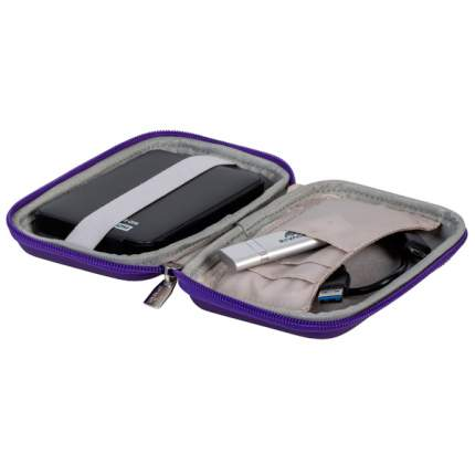 Кейс для портативного USB диска/внеш.HDD Riva 9101 Ultraviolet