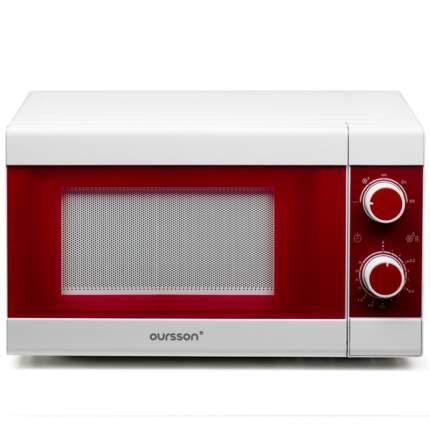 Микроволновая печь соло Oursson MM2002/DC red