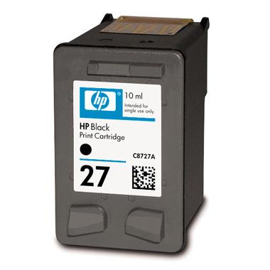 Картридж для струйного принтера HP 27 (C8727AE)